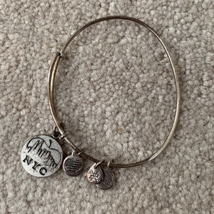 NYC Alex and Ani Bracelet
